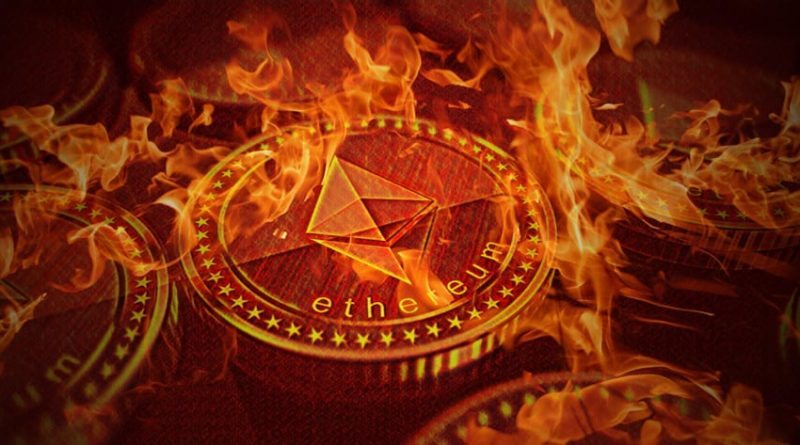 Since EIP 1559 Activation, 600,000 Ethereum (ETH) Has Been Burned